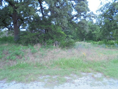Thackerville Residential Lots & Land New: 1116 Rogers Road