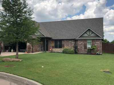 Ardmore Single Family Home For Sale: 1722 Quiet Lane