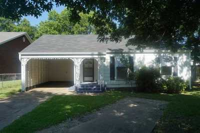 Ardmore Single Family Home For Sale: 428 SW F Street