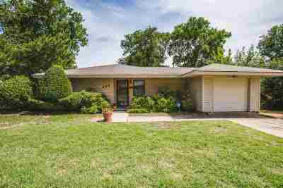 Ardmore Single Family Home For Sale: 504 Campbell