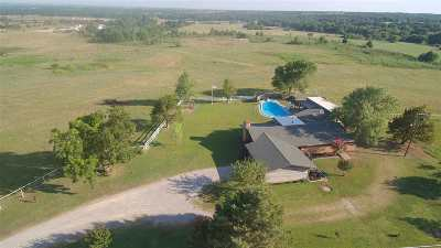 Residential Acreage New: 24872 E Cr 1655