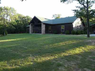 Residential Acreage For Sale: 59 Wagonwheel Dr