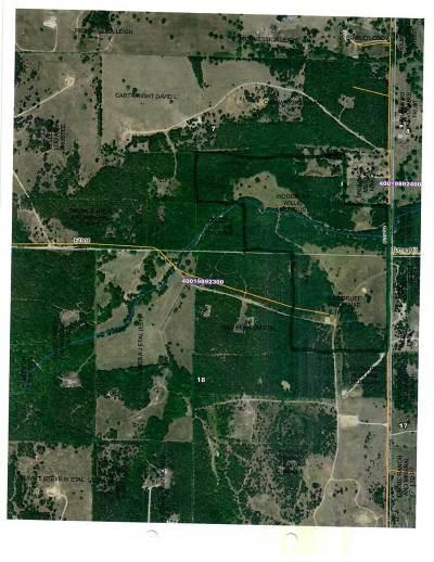 Wilson Residential Lots & Land Pending: 98.95 Ac Cimarron Road