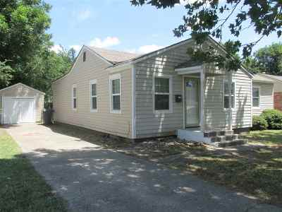 Carter County Single Family Home New: 721 Cherry