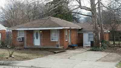 Single Family Home For Sale: 102 Freeman