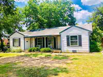 Multi Family Home For Sale: 1505 Chickasaw