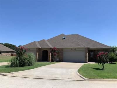 Ardmore Single Family Home For Sale: 1124 Blackjack Drive