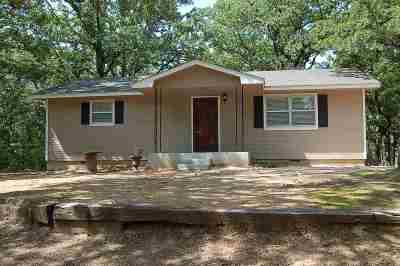 Johnston County Single Family Home Pending: 1105 W Oakhill Drive