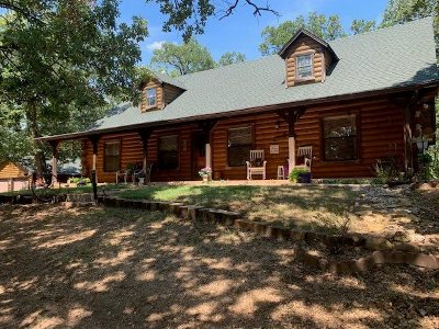 Single Family Home For Sale: 520 Quail Hollow