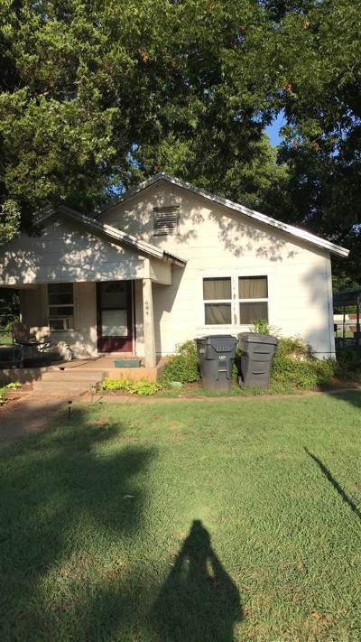 Carter County Single Family Home For Sale: 604 NW G Street