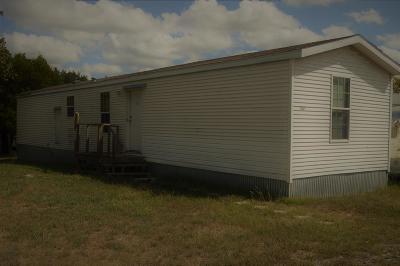 Ratliff City OK Single Family Home New: $140,000