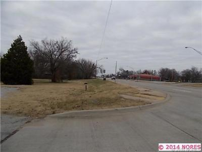 Sapulpa OK Residential Lots & Land For Sale: $85,000