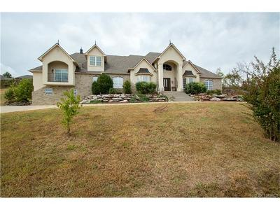 Broken Arrow OK Single Family Home For Sale: $568,000