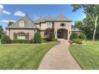 Jenks Single Family Home For Sale: 12225 S 14th Court