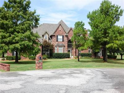 Claremore Single Family Home For Sale: 24120 S Meadowview Court