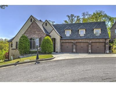 Jenks Single Family Home For Sale: 12213 S 12th Court
