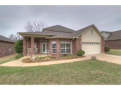 Sapulpa Single Family Home For Sale: 2214 S 113th West Court