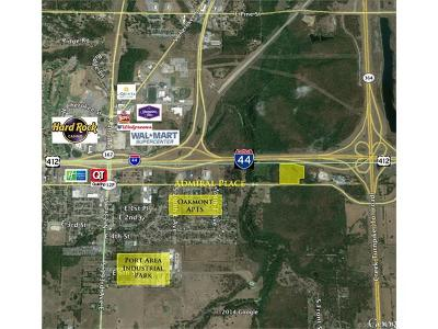 Catoosa Residential Lots & Land For Sale: 21055 E Admiral Place