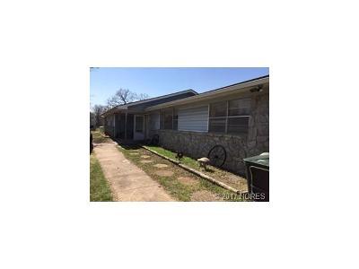 Broken Arrow Single Family Home For Sale: 12440 S 193rd Avenue E
