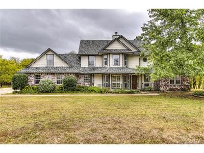 Skiatook Single Family Home For Sale: 5301 Country Circle