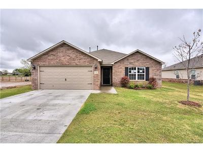 Claremore Single Family Home For Sale: 23146 S Jewell Drive