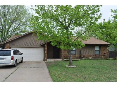 Jenks Single Family Home For Sale: 2959 W 112th Place