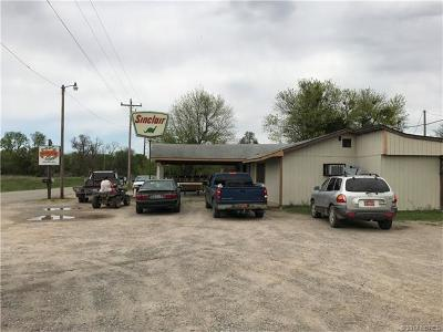 Eufaula OK Commercial For Sale: $79,000