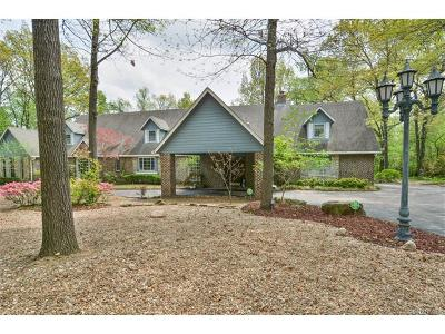 Sand Springs Single Family Home For Sale: 1403 N Maple Avenue