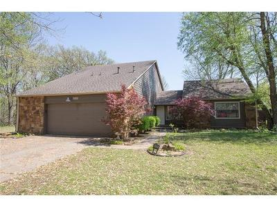 Bixby Single Family Home For Sale: 2882 E 140th Place S