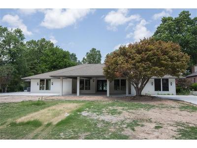 Broken Arrow Single Family Home For Sale: 26 Cedar Ridge Road