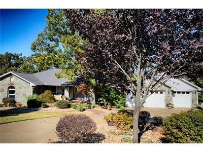 Cookson OK Single Family Home For Sale: $327,900