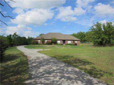 Sapulpa Single Family Home For Sale: 9001 Sahoma Lake Road