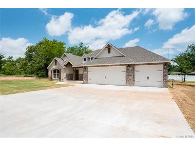 Coweta Single Family Home For Sale: 26315 E 114th Court S