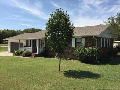 Sulphur OK Single Family Home For Sale: $144,900