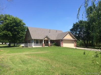 Catoosa Single Family Home For Sale: 29565 S 4130 Road
