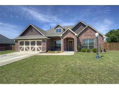 Skiatook Single Family Home For Sale: 1206 S Hummingbird Place