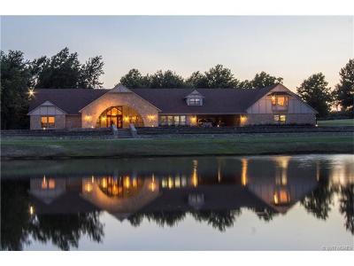 Catoosa Single Family Home For Sale: 820 N Lynn Lane Road