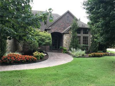 Broken Arrow Single Family Home For Sale: 409 E Huntsville Street