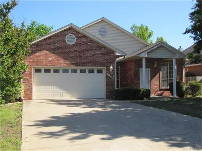 Ada OK Single Family Home For Sale: $216,000