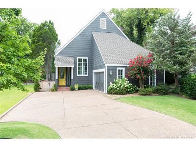 Tulsa Single Family Home For Sale: 2115 E 24th Street