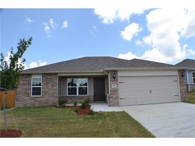 Bixby Single Family Home For Sale: 5855 E 147th Place S