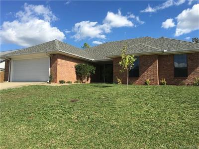 Ada OK Single Family Home For Sale: $169,000