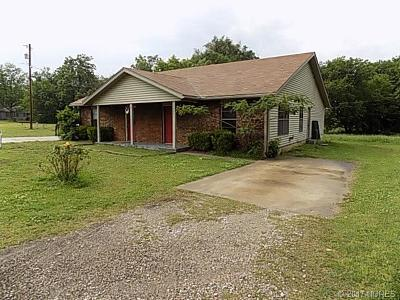 Holdenville OK Multi Family Home For Sale: $65,000