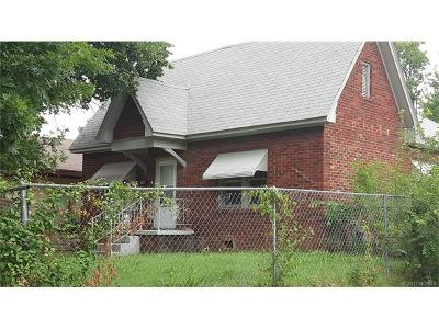 Tulsa Single Family Home For Sale: 1401 N Boston Avenue
