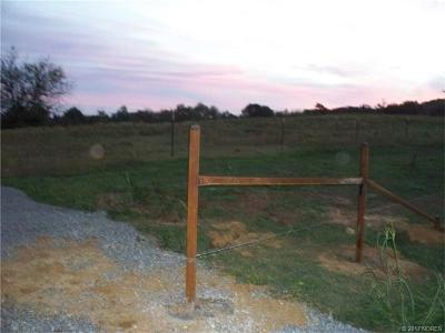 Coalgate OK Residential Lots & Land For Sale: $208,000