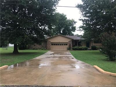 Claremore Single Family Home For Sale: 750 Valentine Lane