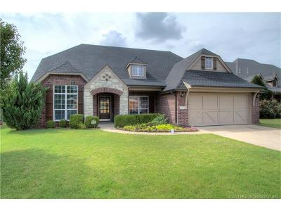 Jenks Single Family Home For Sale: 11730 S Willow Street