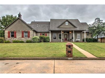 Bixby Single Family Home For Sale: 14120 S 50th East Avenue