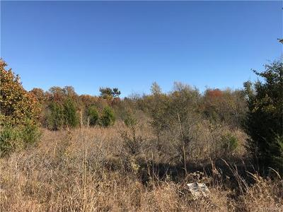 Porum OK Residential Lots & Land For Sale: $15,000