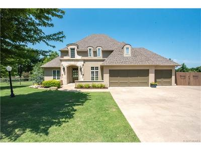 Owasso Single Family Home For Sale: 7250 N 197th East Avenue